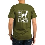 Eat Sleep Alpaca T-Shirt