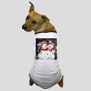Snowman20150908 Dog T-Shirt