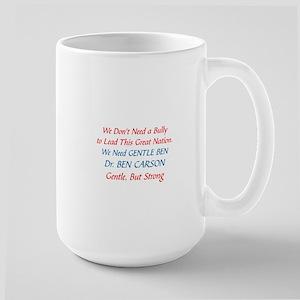 DR. BEN CARSON FOR PRESIDENT Large Mug