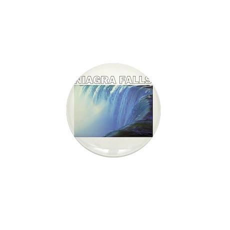 Niagra Falls Mini Button (10 pack)