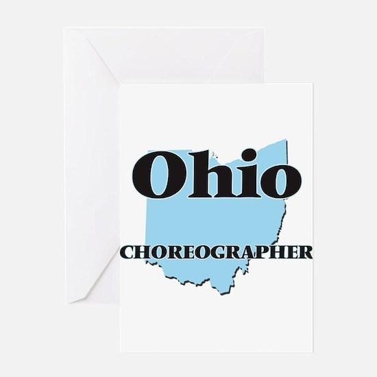 Ohio Choreographer Greeting Cards