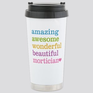Amazing Mortician Stainless Steel Travel Mug