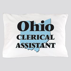 Ohio Clerical Assistant Pillow Case