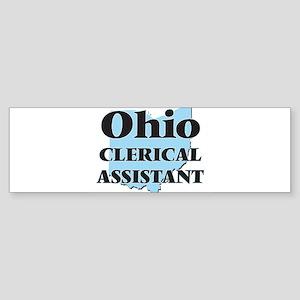 Ohio Clerical Assistant Bumper Sticker