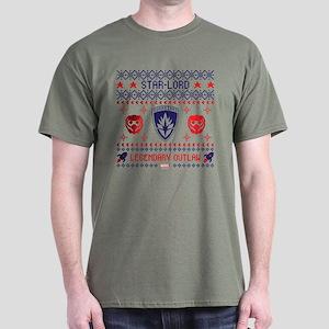GOTG Holiday Dark T-Shirt