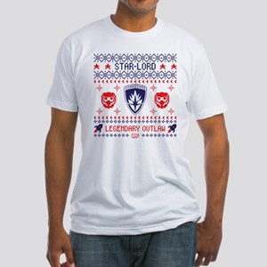 GOTG Holiday Fitted T-Shirt