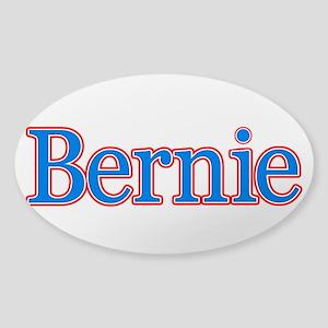 BERNIE 2016 Sticker (Oval)