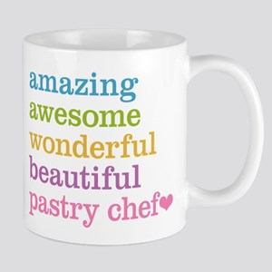 Amazing Pastry Chef Mugs
