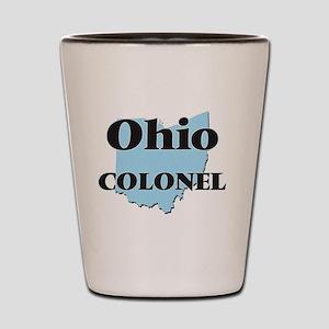 Ohio Colonel Shot Glass