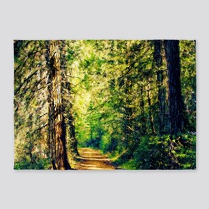 Sunlit Trail 5'x7'Area Rug