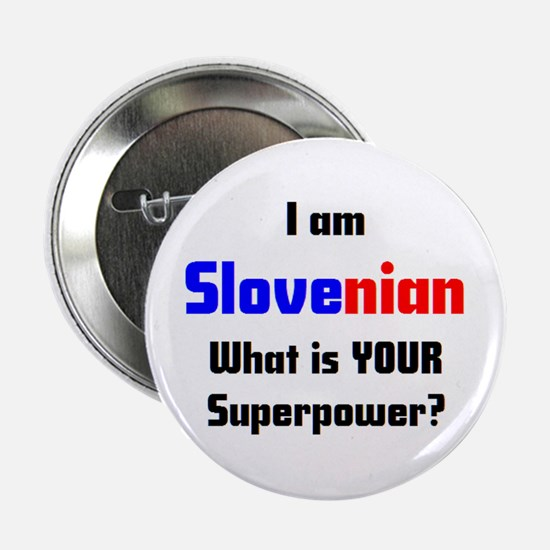 "i am slovenian 2.25"" Button"