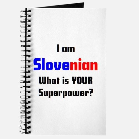 i am slovenian Journal