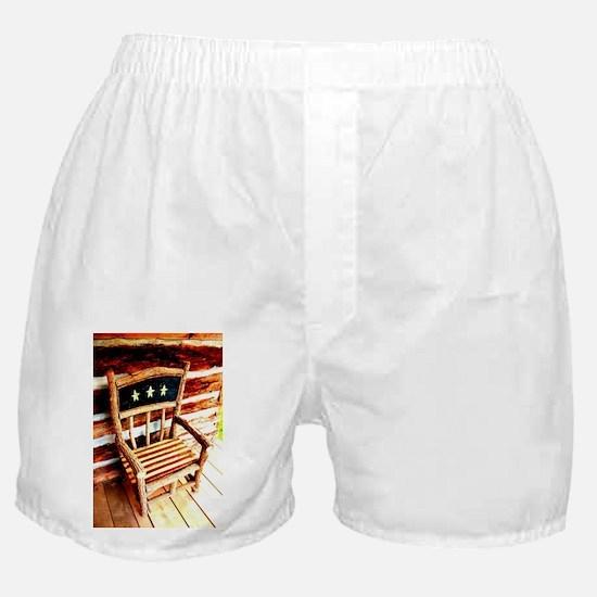 Unique U s flag Boxer Shorts