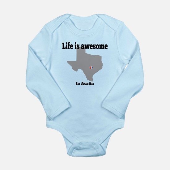 Life is awesome in Austin Body Suit
