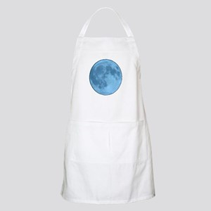 Once in a Blue Moon BBQ Apron