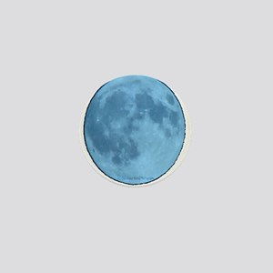 Once in a Blue Moon Mini Button