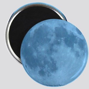 Once in a Blue Moon Magnet