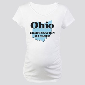 Ohio Compensation Manager Maternity T-Shirt