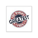 Worlds Greatest Papa Sticker