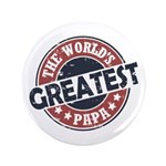 Worlds Greatest Papa Button