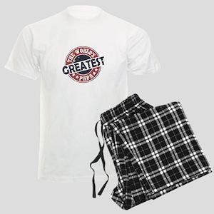 Worlds Greatest Papa Pajamas