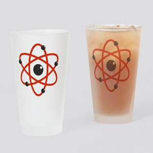 Atom Drinking Glass