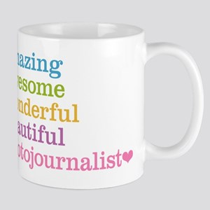Amazing Photojournalist Mugs