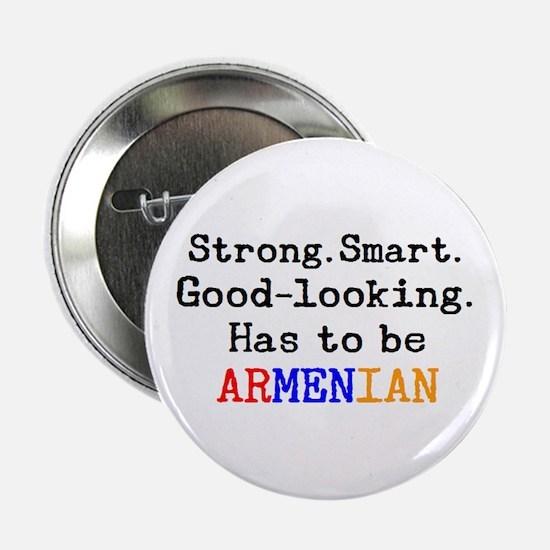 "be armenian 2.25"" Button"
