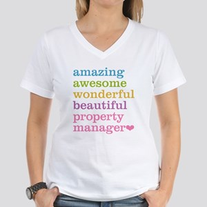 Amazing Property Manager T-Shirt