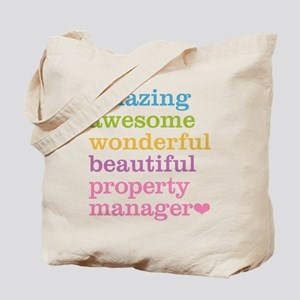 Amazing Property Manager Tote Bag