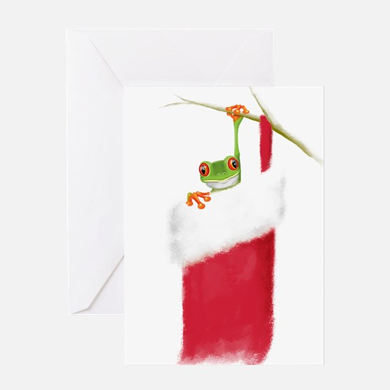 Hoppy Holidays Greeting Cards