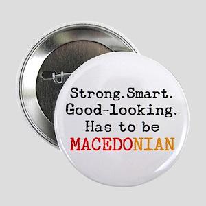 "be macedonian 2.25"" Button"