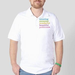 Amazing Publicist Golf Shirt