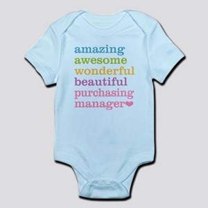 Amazing Purchasing Manager Body Suit