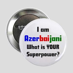 "i am azerbaijani 2.25"" Button"