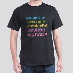 Amazing Registrar T-Shirt