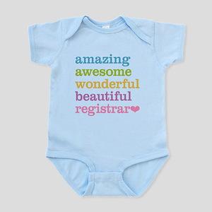 Amazing Registrar Body Suit