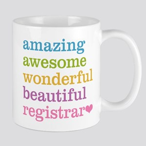 Amazing Registrar Mugs