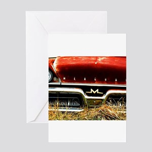 Made in America Hot Rod series. Greeting Cards