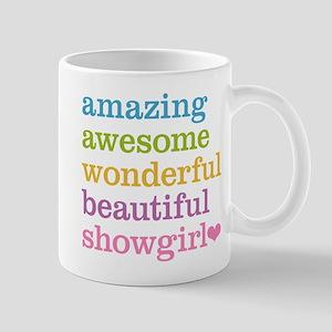 Amazing Showgirl Mugs