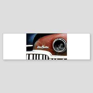 DeSota. Bumper Sticker
