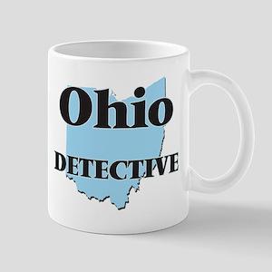 Ohio Detective Mugs