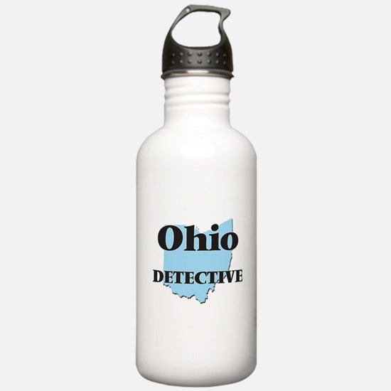 Ohio Detective Water Bottle