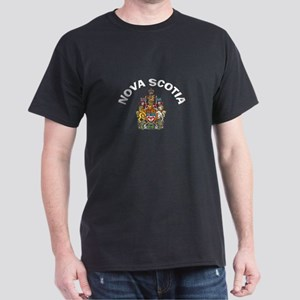 Nova Scotia Coat of Arms Dark T-Shirt