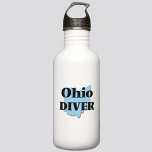Ohio Diver Stainless Water Bottle 1.0L
