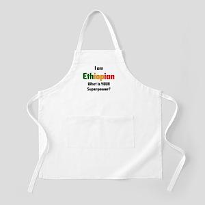 i am ethiopian Apron