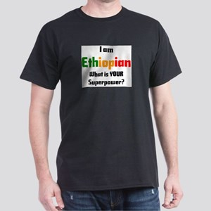 i am ethiopian Dark T-Shirt