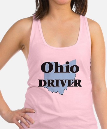 Ohio Driver Racerback Tank Top
