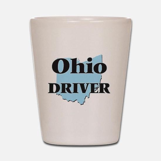 Ohio Driver Shot Glass