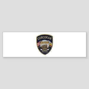 Corcoran Police Bumper Sticker